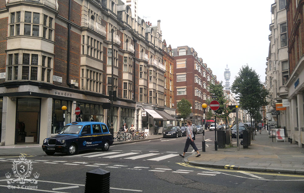 New Cavendish Street